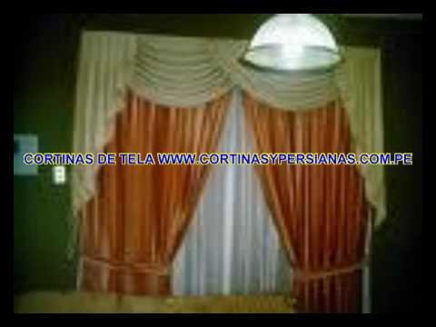 Cortinas y cenefas lima peru - Cenefas para cortinas de sala ...