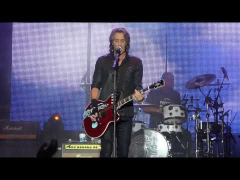 """Down"" Rick Springfield@Borgata Festival Park Atlantic City 9/12/15"