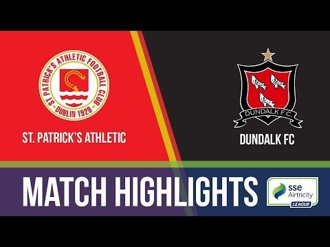 GW27: St. Patrick's Athletic 0-1 Dundalk