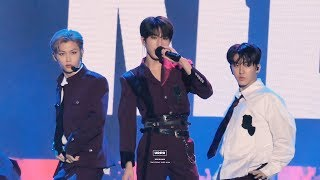 191012 스트레이키즈 Stray Kids Asia song festival 'Double Knot' (한지성 Focus)