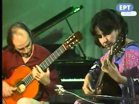M.de Falla: La Vida Breve - Evangelos&Liza guitar duo
