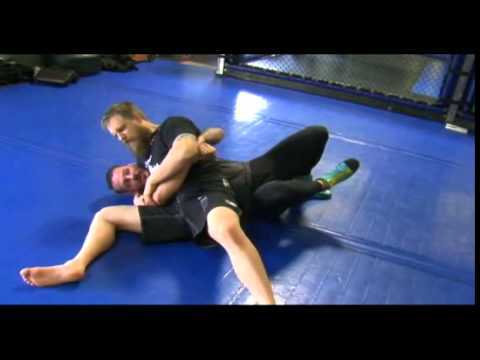 Scarf Hold - Kesa Gatame - Escapes Image 1