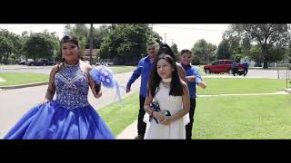 Jasmine's quinceañera highlights