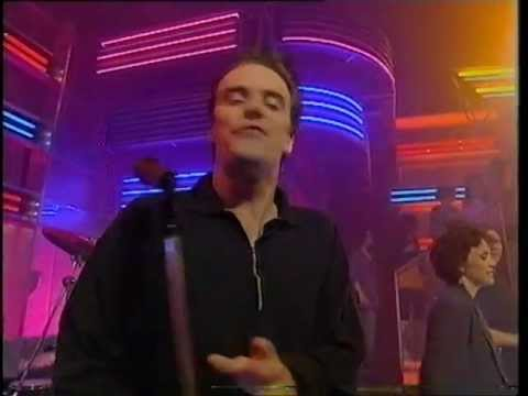 Deacon Blue - Twist And Shout - Top Of The Pops - Thursday 1st August 1991