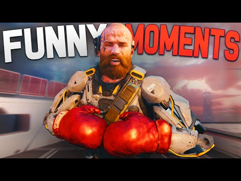 Black Ops 3 Funny Moments - First Game, Boxing Match, Killcams