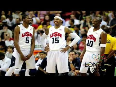USA vs Tunez Highlights Basket Olympic 29   07   12 london 2012 FULL HD NBA 2K12