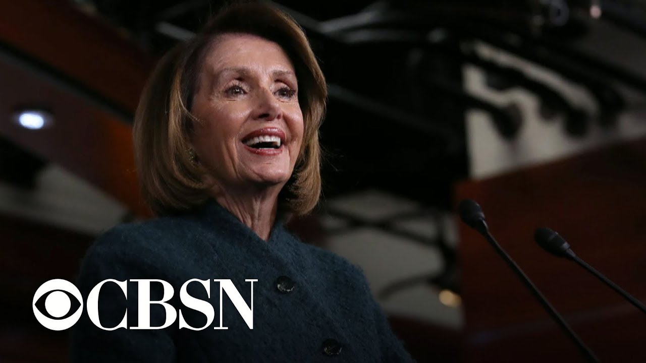 Pelosi targets Trump's State of the Union in fight over government shutdown