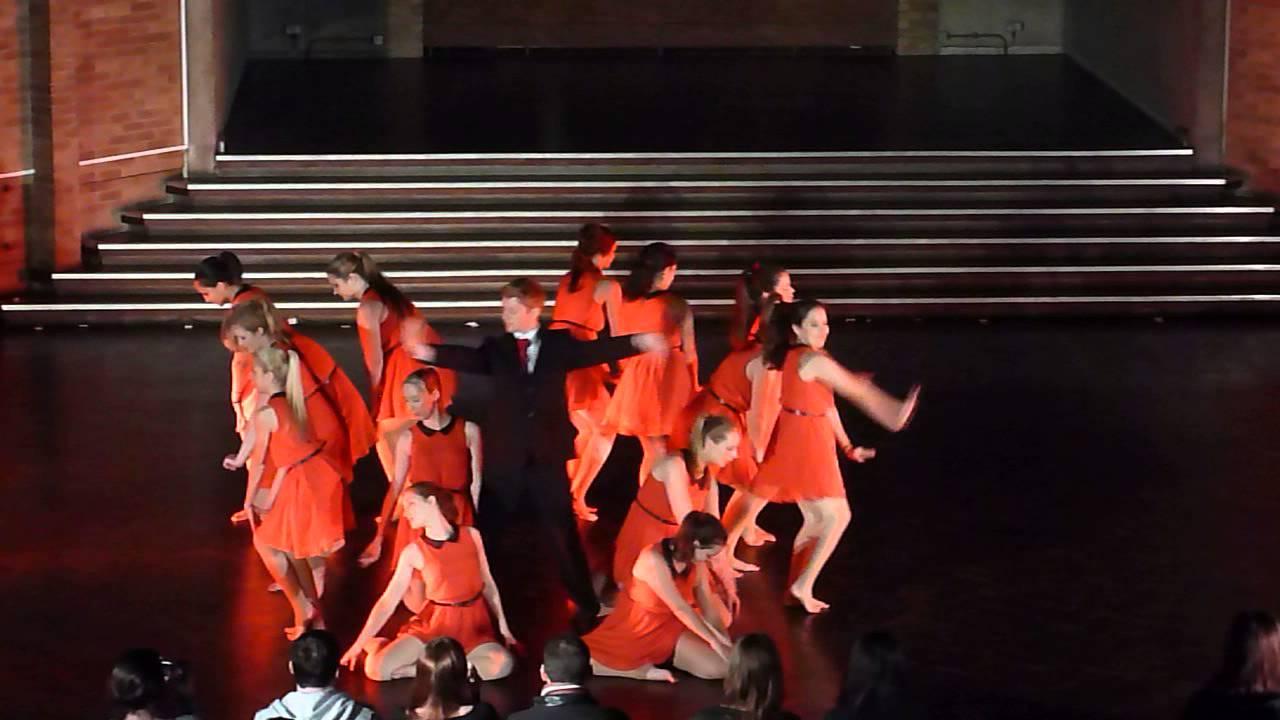 Line Dancer Lady Red Kit
