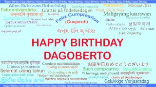Dagoberto   Languages Idiomas - Happy Birthday