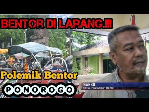 Bentor Di Larang || Temui Jalan Buntu Saat Mediasi Dengan Satlantas Ponorogo