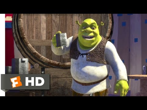 Shrek (2001) - Kill The Ogre Scene (3/10) | Movieclips