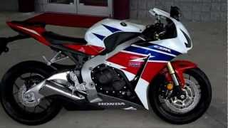 2013 CBR1000RR HRC Sale at Honda of Chattanooga TN