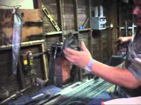 martinez welder scroll bender