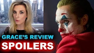 Joker SPOILER Review