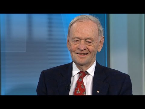 Jean Chretien on navigating trade with the U.S.
