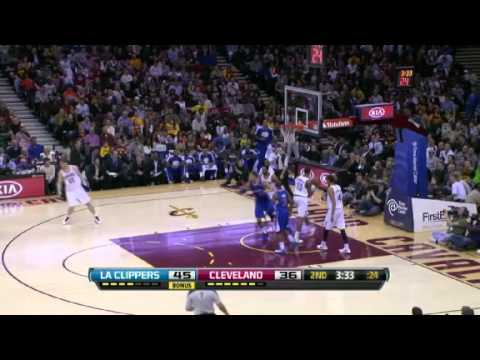Los Angeles Clippers vs Cleveland Cavaliers - March 1, 2013