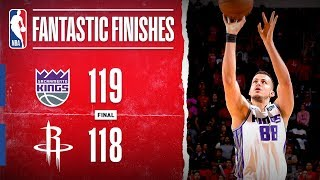Nemanja Bjelica CALLS GAME in Road Win Over Houston!