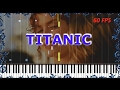 HOW TO PLAY TITANIC Main Theme My Heart Will Go On Piano Tutorial Synthesia SHEET MUSIC mp3