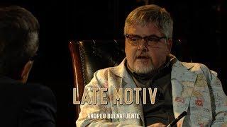 LATE MOTIV - Javier Coronas. 'Intrusismo profesional'  | #LateMotiv288