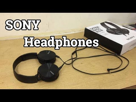 Sony MDR-XB450AP Extra Bass Headphones | Review