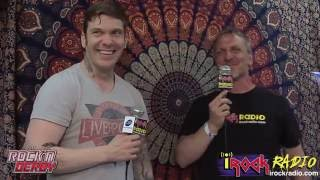 Download Lagu iRockRadio.com - Shinedown - Interview Gratis STAFABAND