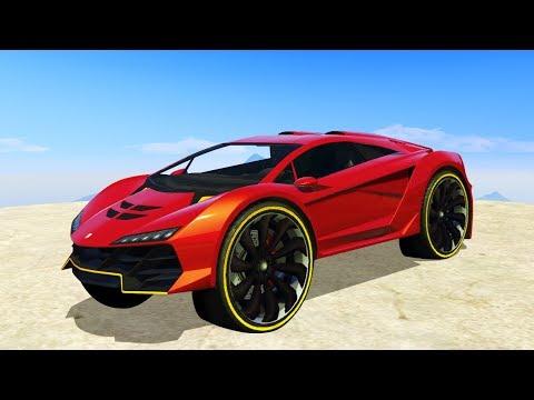 THE SECRET BEST SUPER CAR! (GTA 5 Funny Moments)