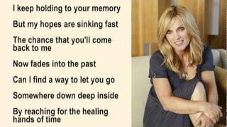 Rhonda Vincent - I'm Not Over You with Lyrics