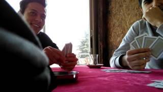 Papaz kaçtı nasıl oynanır ? Kart oyunu oynadık HESABINAA :) açıklamada oynanışı yazıyor.