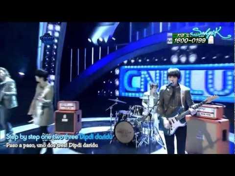 Cnblue - Intuition [live Ver.] (sub Español + Hangul + Romanizacion) video