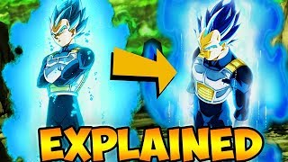 Super Saiyan Blue Evolution (Beyond Blue) Explained