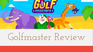 Golfmasters - Fun Golf Game : Android GamePlay Review