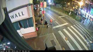 Surveillance video shows shootout with New Orleans police officers (Warning: graphic content)