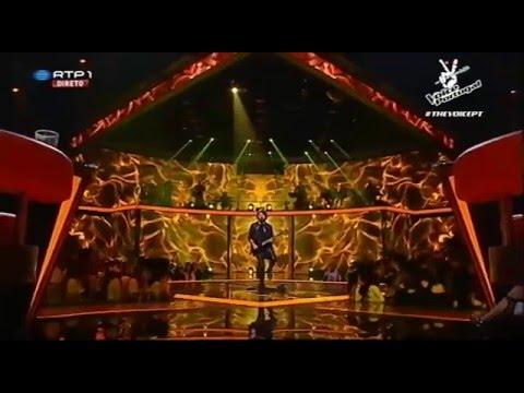 "Pedro Maceiras – ""Closer to the Edge"" - 1ª Gala The Voice Portugal | Season 3"