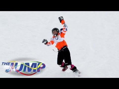 Ashley Roberts Wurst Bits - The Jump: On The Piste