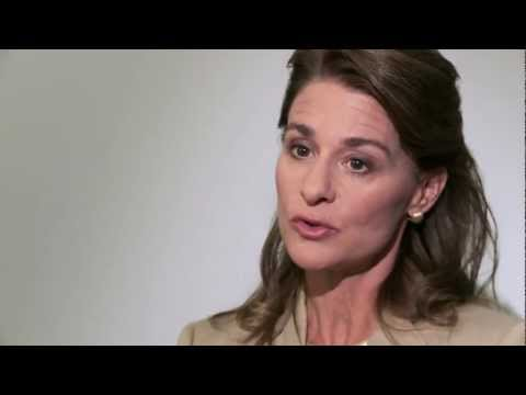 Melinda Gates: 'I'm a Catholic, but women need access to contraceptives'