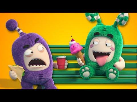 Oddbods | PICNIC MADNESS | Oddbods Full Episodes | Funny Cartoons for Children by Oddbods & Friends