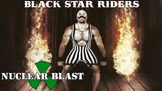 BLACK STAR RIDERS - When The Night Comes In (Lyric video)