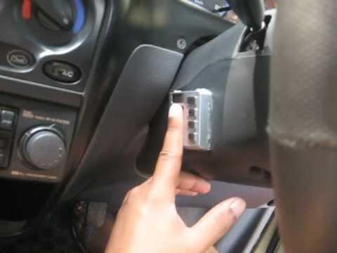 Biometric Fingerprint Based Ignition System For 2001