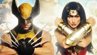 WONDER WOMAN vs WOLVERINE - Super Power Beat Down (Episode 20)