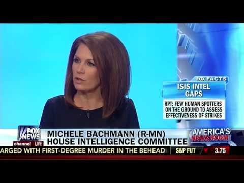 Bachmann: Obama lives in a foreign policy fantasy world