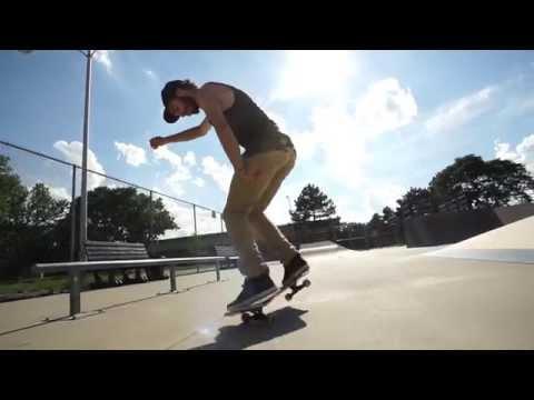 Skateology: laser flip (part 2)
