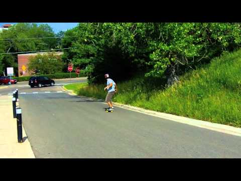 Boulder Longboarding: Campus Sessions 2