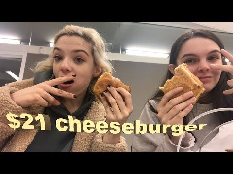 DUANE READE ROBBERY AND SANDWICH MUKBANG | Vlogmas Day 11