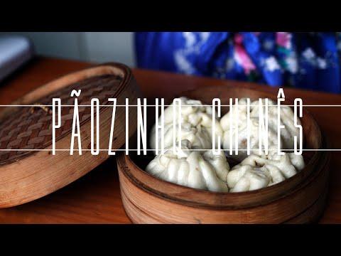 Pãozinho Chinês de