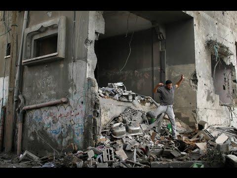 Los ataques de Israel convierten Gaza en una ciudad fantasma