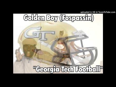 Georgia Tech Football - Song By Golden Boy (fospassin) video