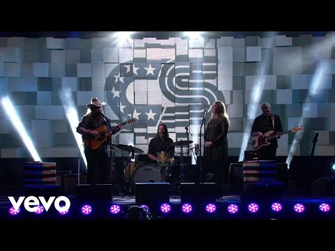 Chris Stapleton - Millionaire (Live From Jimmy Kimmel Live!)