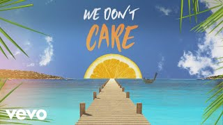 Download Lagu Sigala, The Vamps - We Don't Care (Lyric Video) Gratis STAFABAND