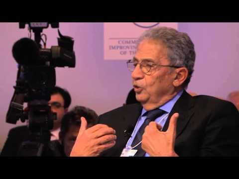 Davos 2015 - Regions in Transformation Arab World