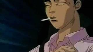 Bunta Fujiwara - The Drift King (Initial D)